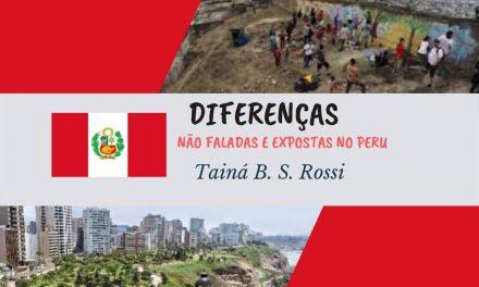Diferenças não faladas e expostas no Peru