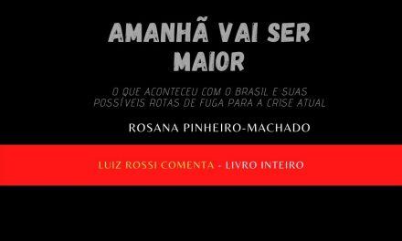 AMANHÃ VAI SER MAIOR