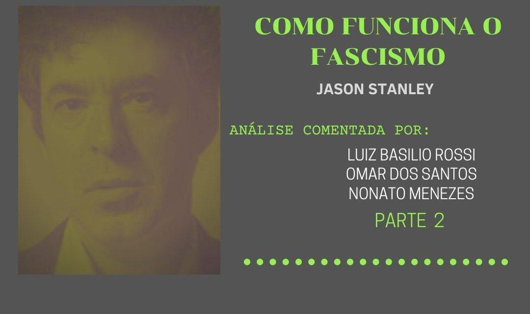 Capítulo 1 – O passado mítico (da política fascista)