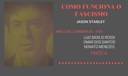 Capítulo 3 – Anti-intelectualismo (da política fascista)