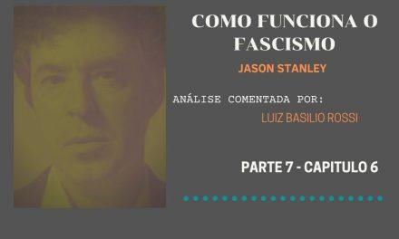 Capítulo 6 – Vitimização (na política fascista)