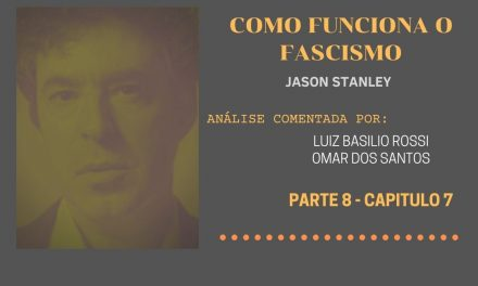 Capítulo 7 – Lei e Ordem (na política fascista)