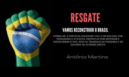 RESGATE: VAMOS RECONSTRUIR O BRASIL